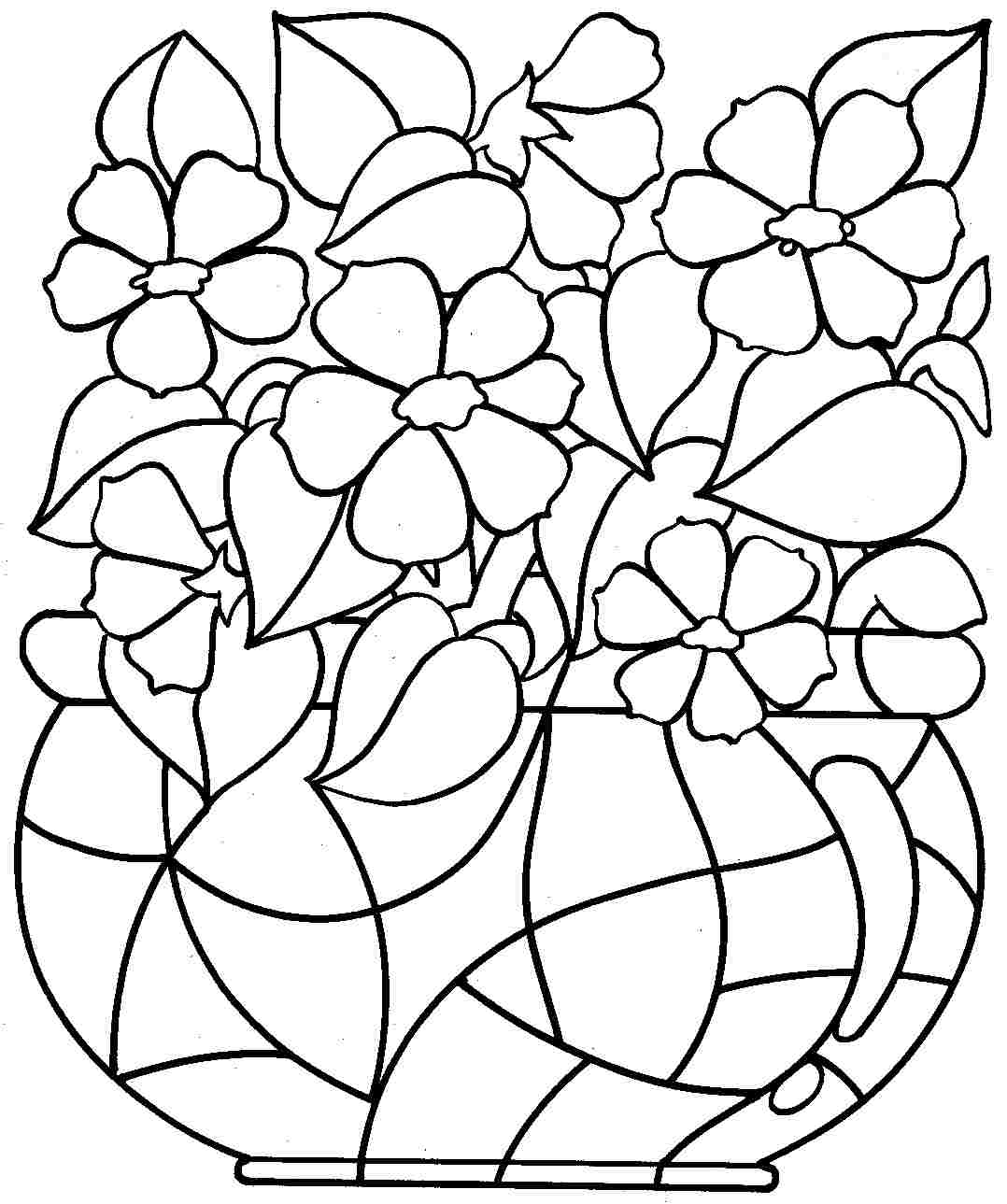 easy flower coloring pages click americana39s shop see cool fashions vintage easy flower coloring pages