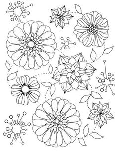 easy flower coloring pages flower bouquet coloring pages for kids in 2020 printable coloring pages easy flower