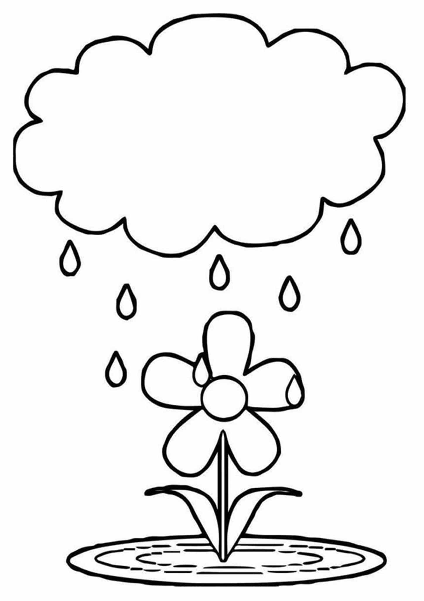 easy flower coloring pages flower mandala coloring pages coloringrocks easy pages coloring flower