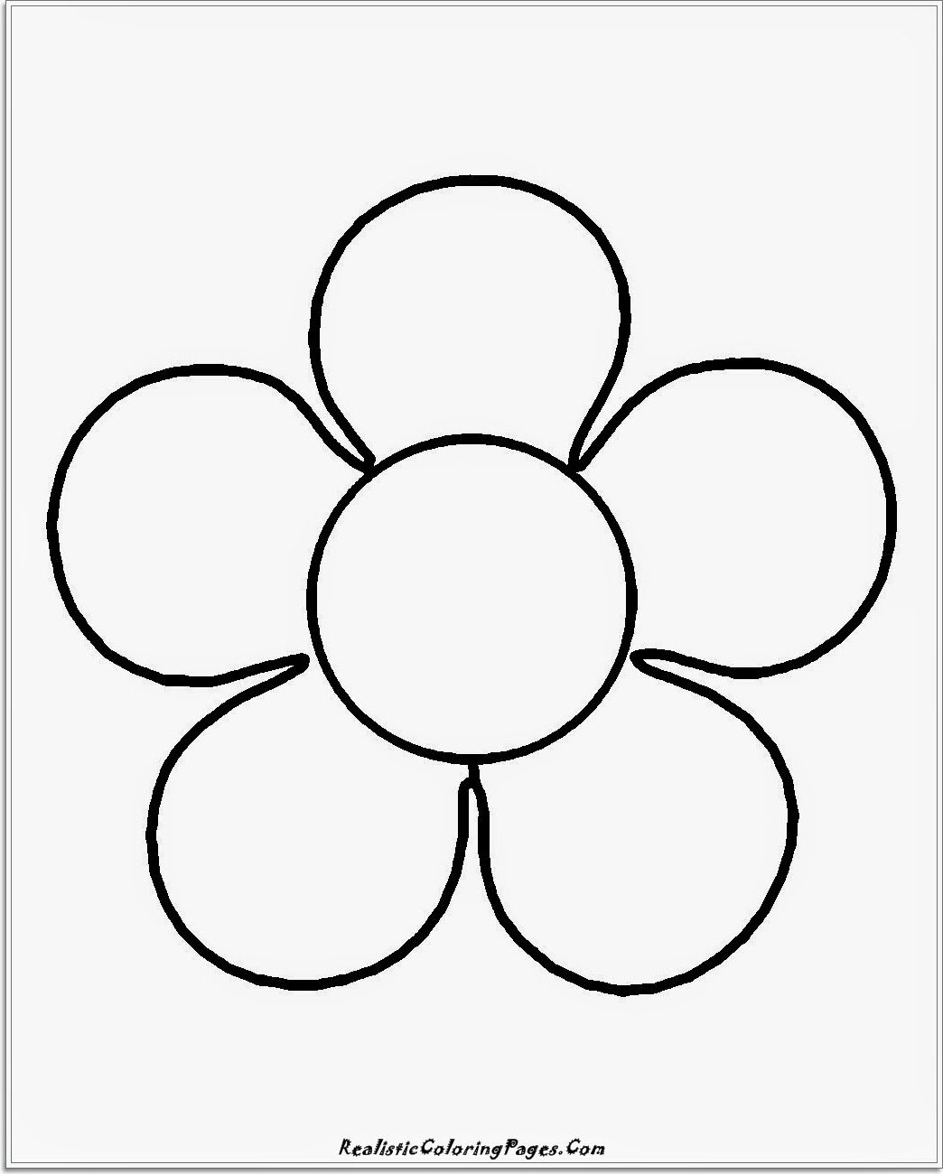 easy flower coloring pages print download some common variations of the flower easy coloring flower pages