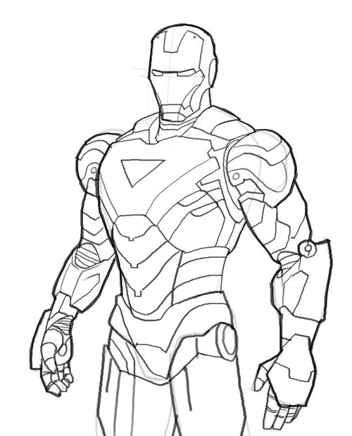 easy iron man coloring pages blizzard blitz sweepstakes iron man drawing iron man coloring man easy iron pages