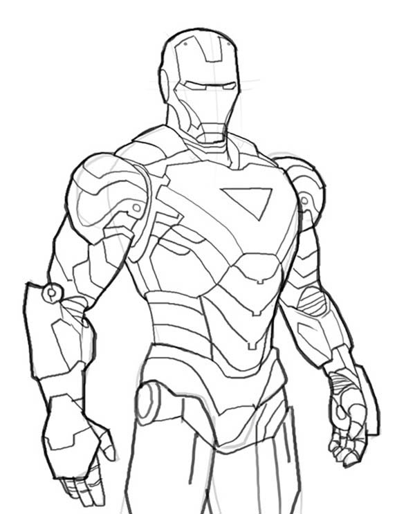 easy iron man coloring pages free easy to print iron man coloring pages tulamama iron easy man pages coloring