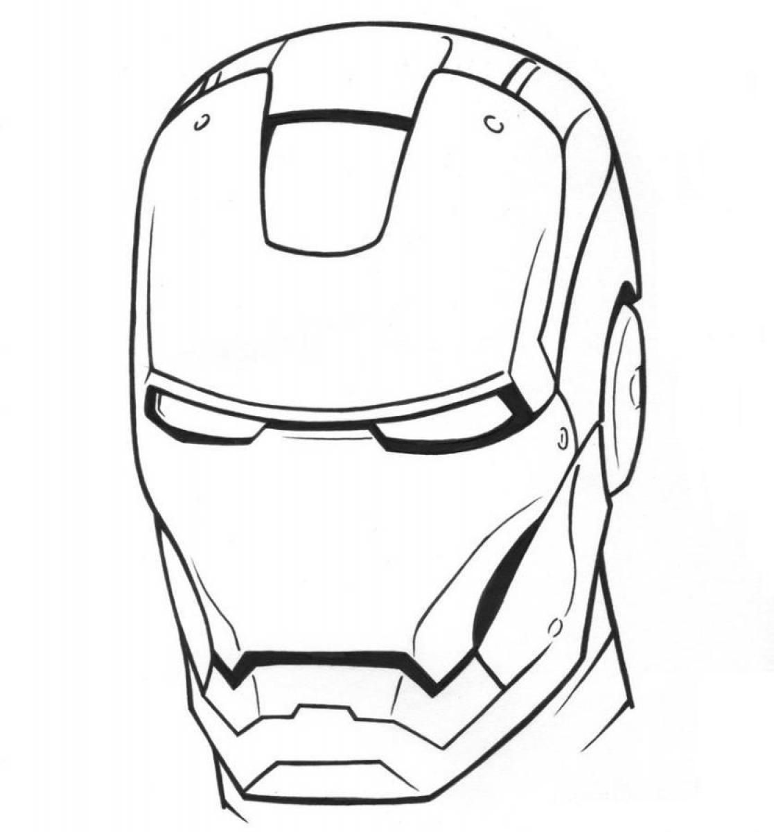 easy iron man coloring pages free easy to print iron man coloring pages tulamama man easy coloring pages iron