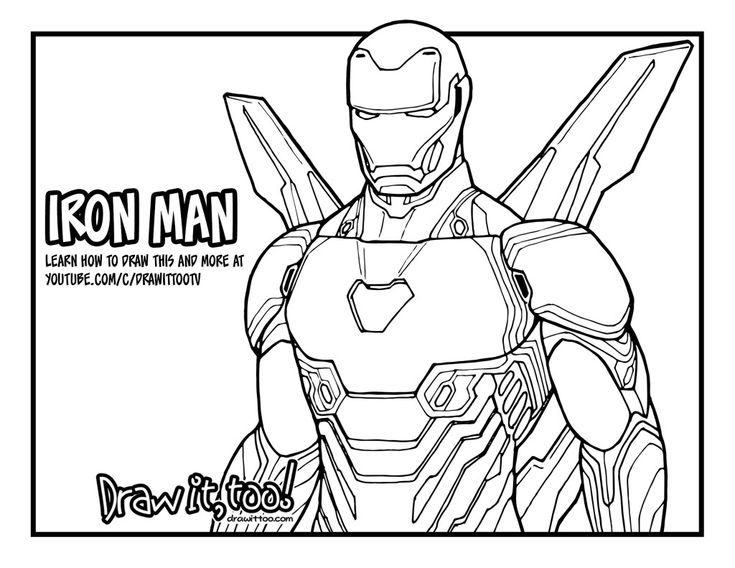 easy iron man coloring pages iron man 2 coloring pages collections coloring iron pages easy man