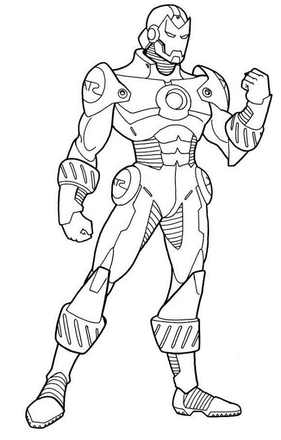 easy iron man coloring pages iron man mark 6 coloring page netart in 2020 iron man iron easy man coloring pages