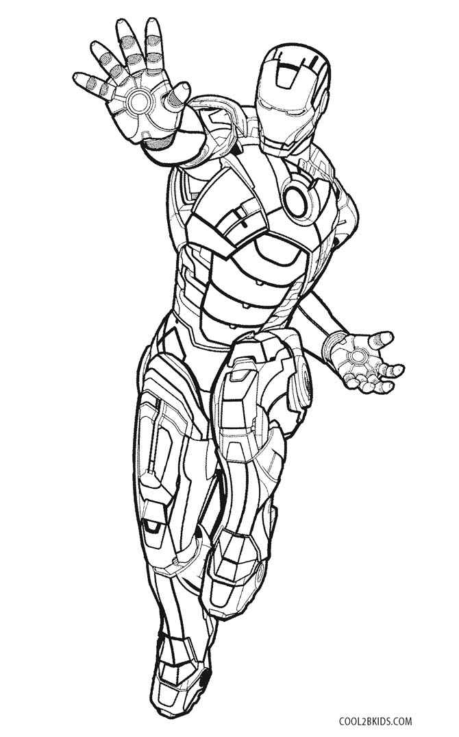 easy iron man coloring pages mark 7 get it cuz he39s 7 years oldha iron man iron man easy coloring pages