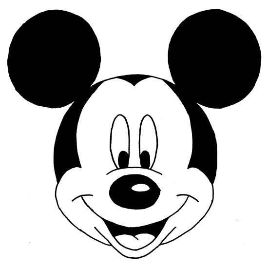 easy mickey mouse drawing easy pics to draw how to draw mickey mouse39s head with drawing easy mickey mouse