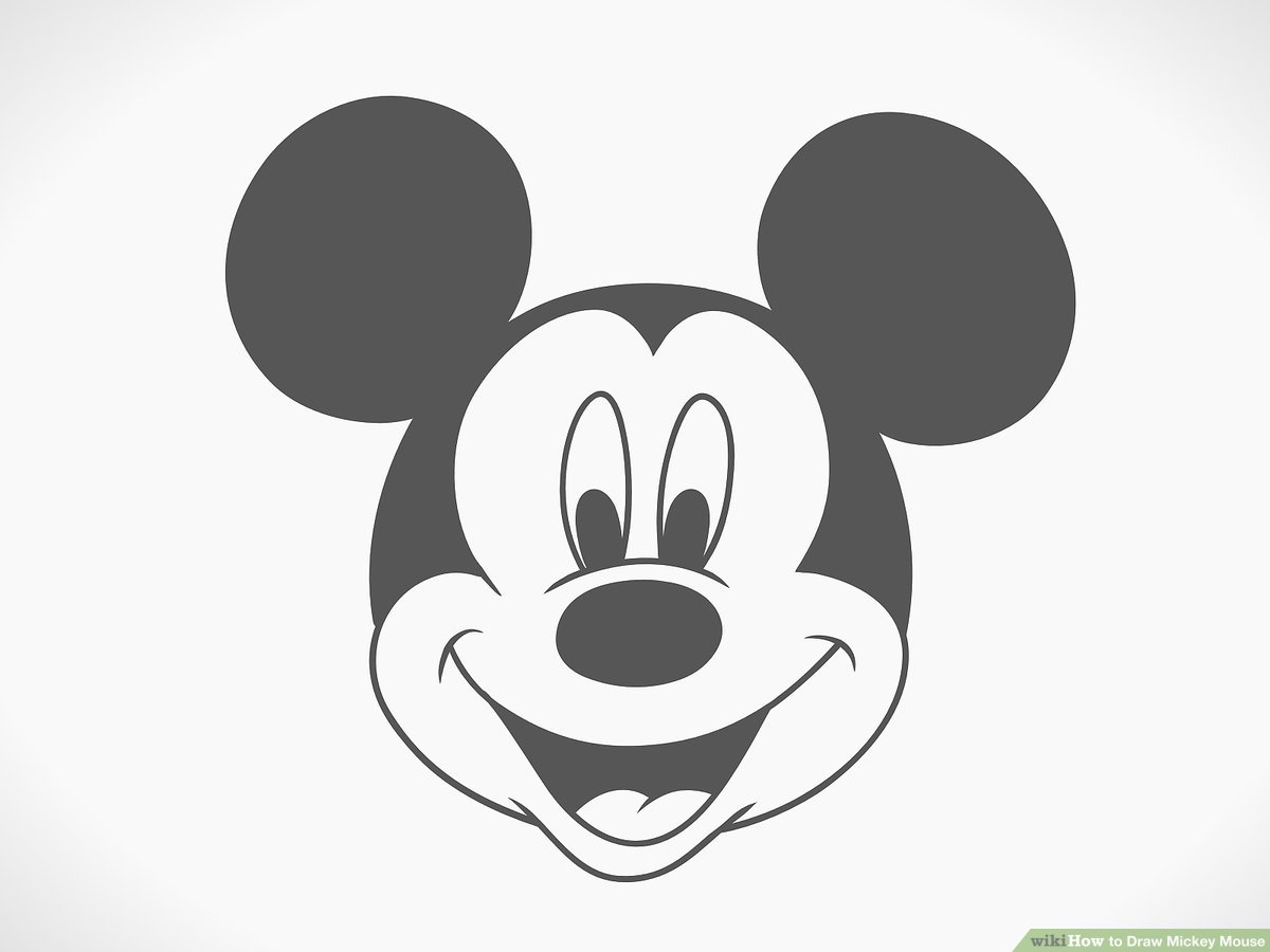 easy mickey mouse drawing mickey mouse easy drawing at getdrawings free download easy mickey mouse drawing