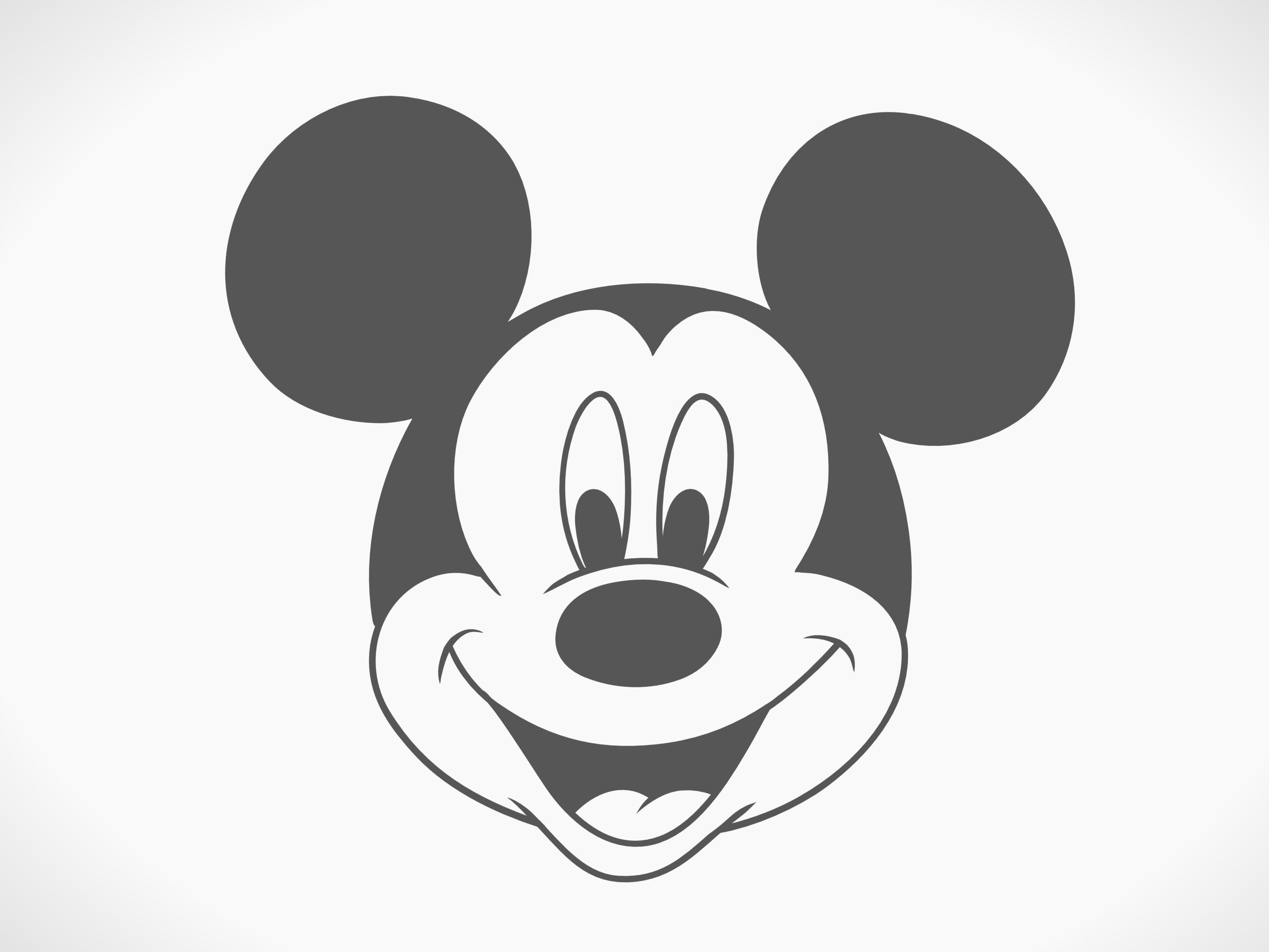 easy mickey mouse drawing mickey mouse easy drawing at getdrawings free download mickey drawing easy mouse