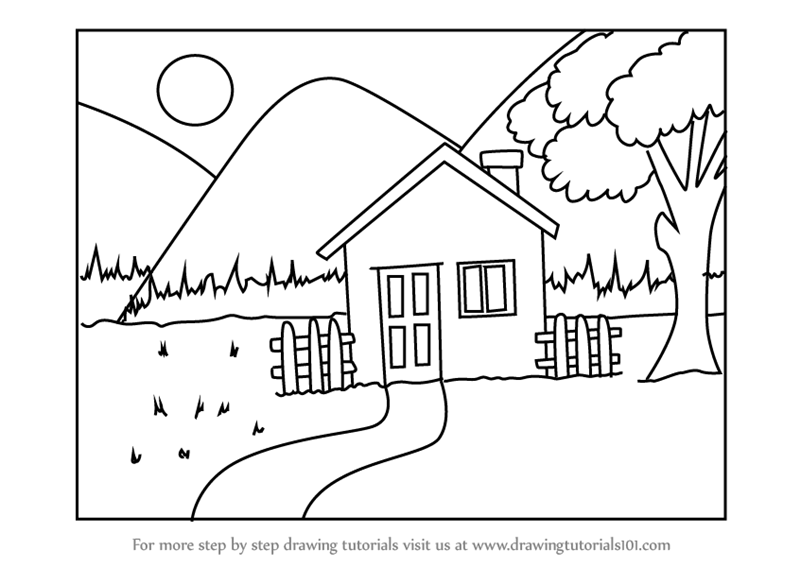easy to draw mansion clipart houses easy clipart houses easy transparent free to easy mansion draw