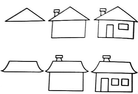 easy to draw mansion easy haunted house drawing at getdrawings free download easy mansion to draw