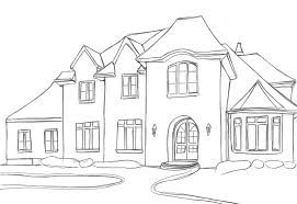 easy to draw mansion hamilton39s mansion the woodlands to draw easy mansion
