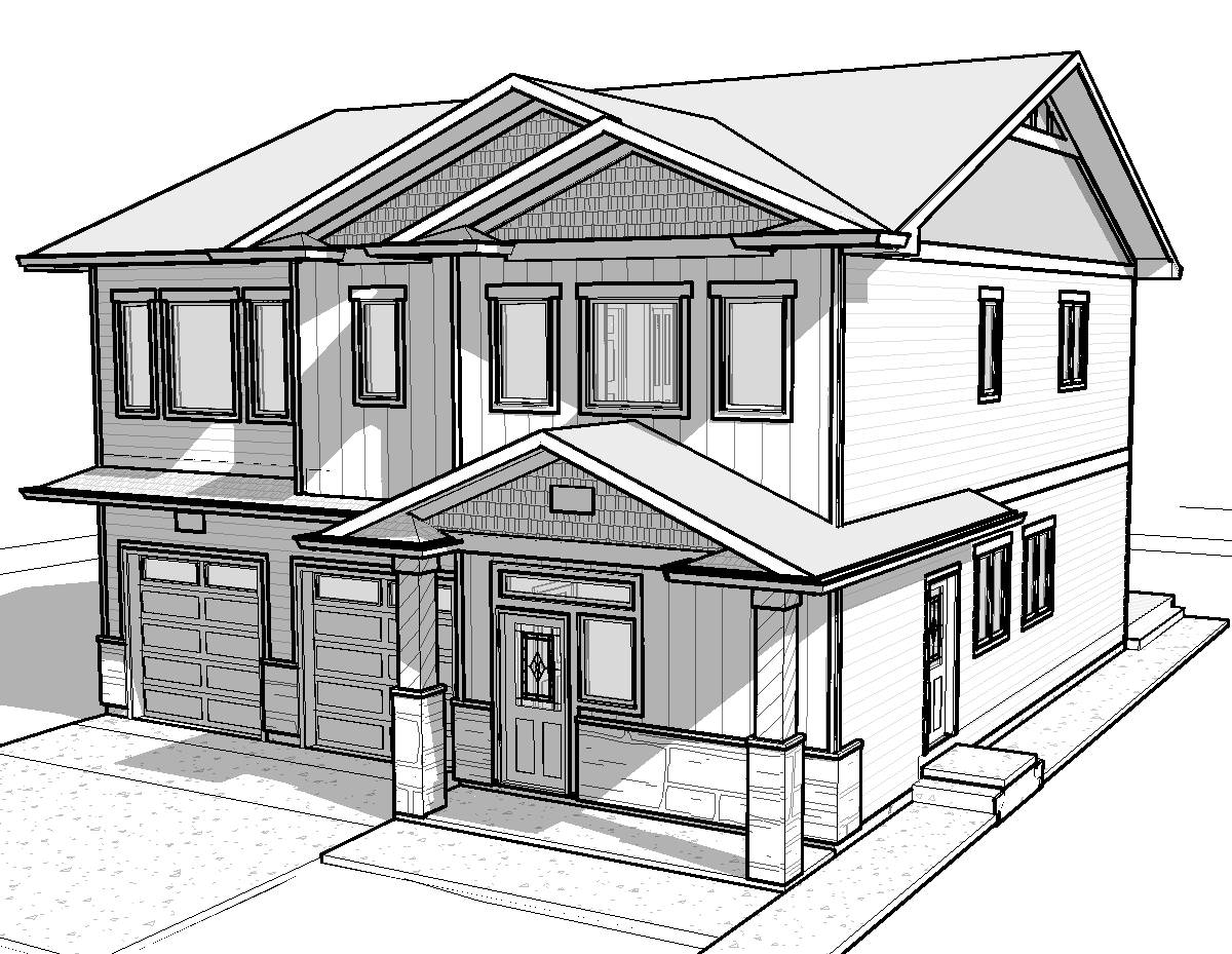 easy to draw mansion little house drawing at getdrawings free download mansion to easy draw