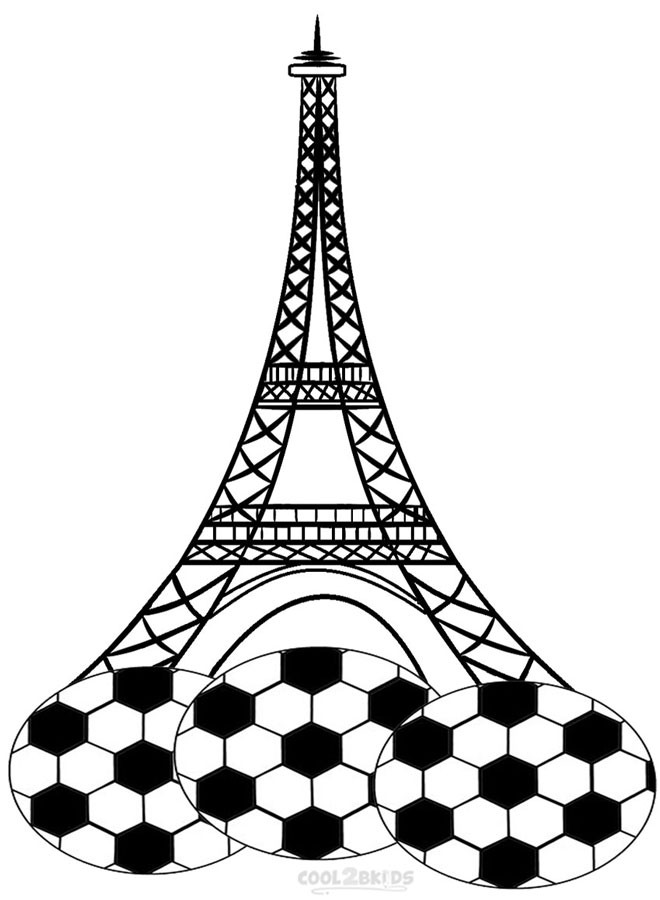 eiffel tower printable eiffel tower drawing for kids free download on clipartmag tower printable eiffel