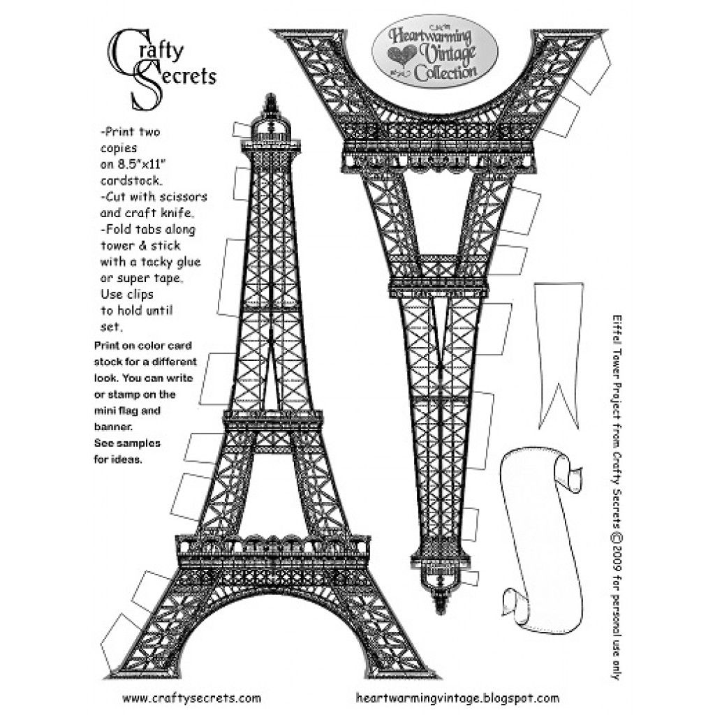 eiffel tower printable eiffel tower vector free at vectorifiedcom collection eiffel printable tower