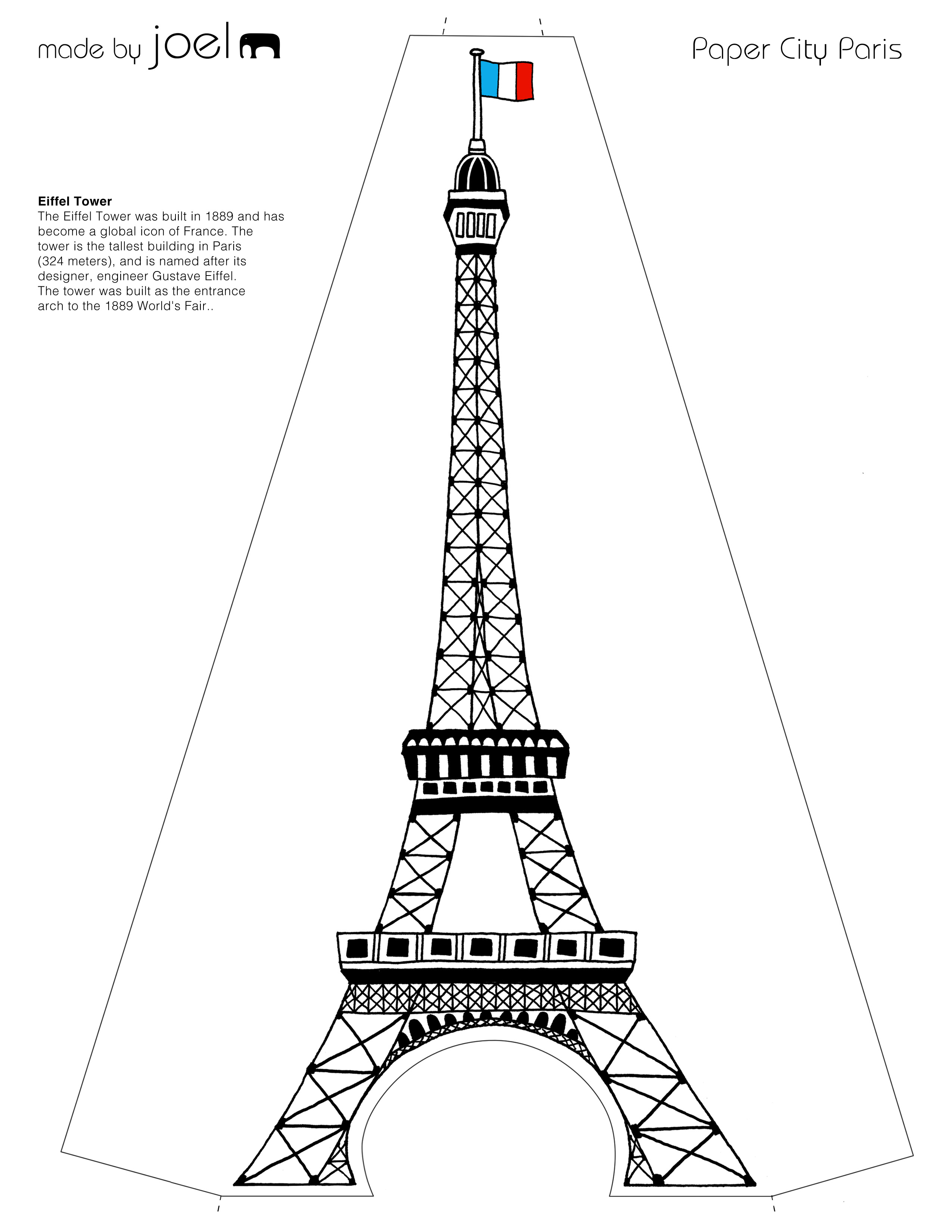 eiffel tower printable seven wonders of the world eiffel tower coloring page tower printable eiffel