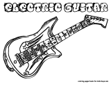 electric guitar coloring page grand guitar coloring guitars free electric guitar page coloring guitar electric