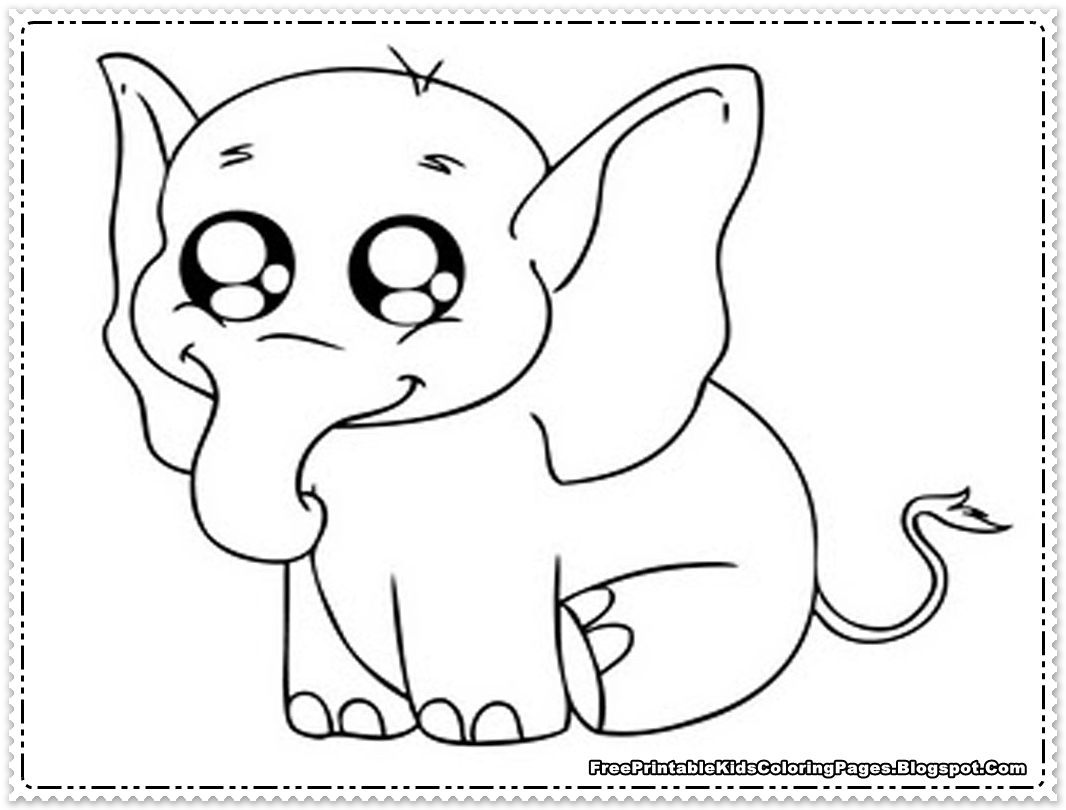 elephant coloring picture elephant coloring pages printable free printable kids elephant picture coloring