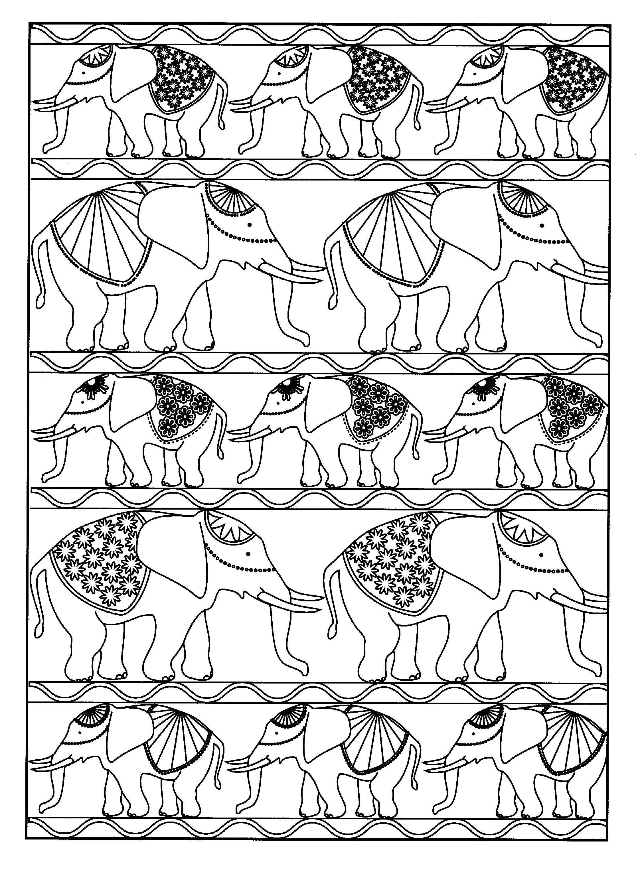elephant colouring games color by number worksheets colouring elephant games