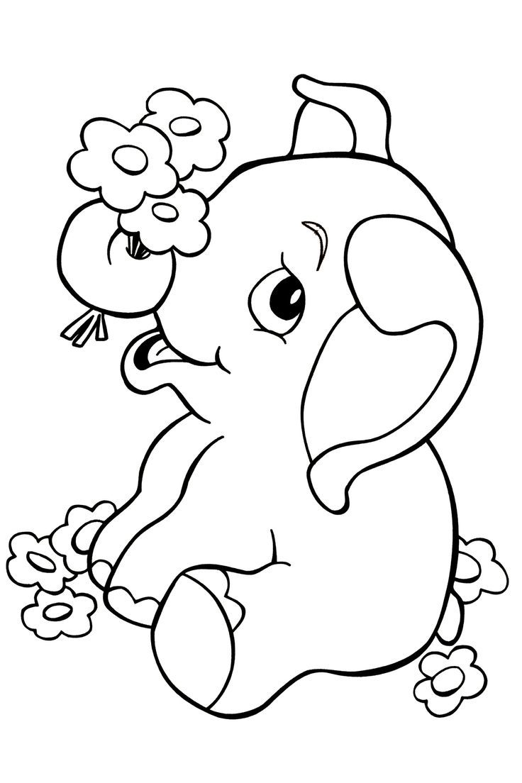 elephant images for colouring 32 kids coloring pages baby print color craft for colouring elephant images