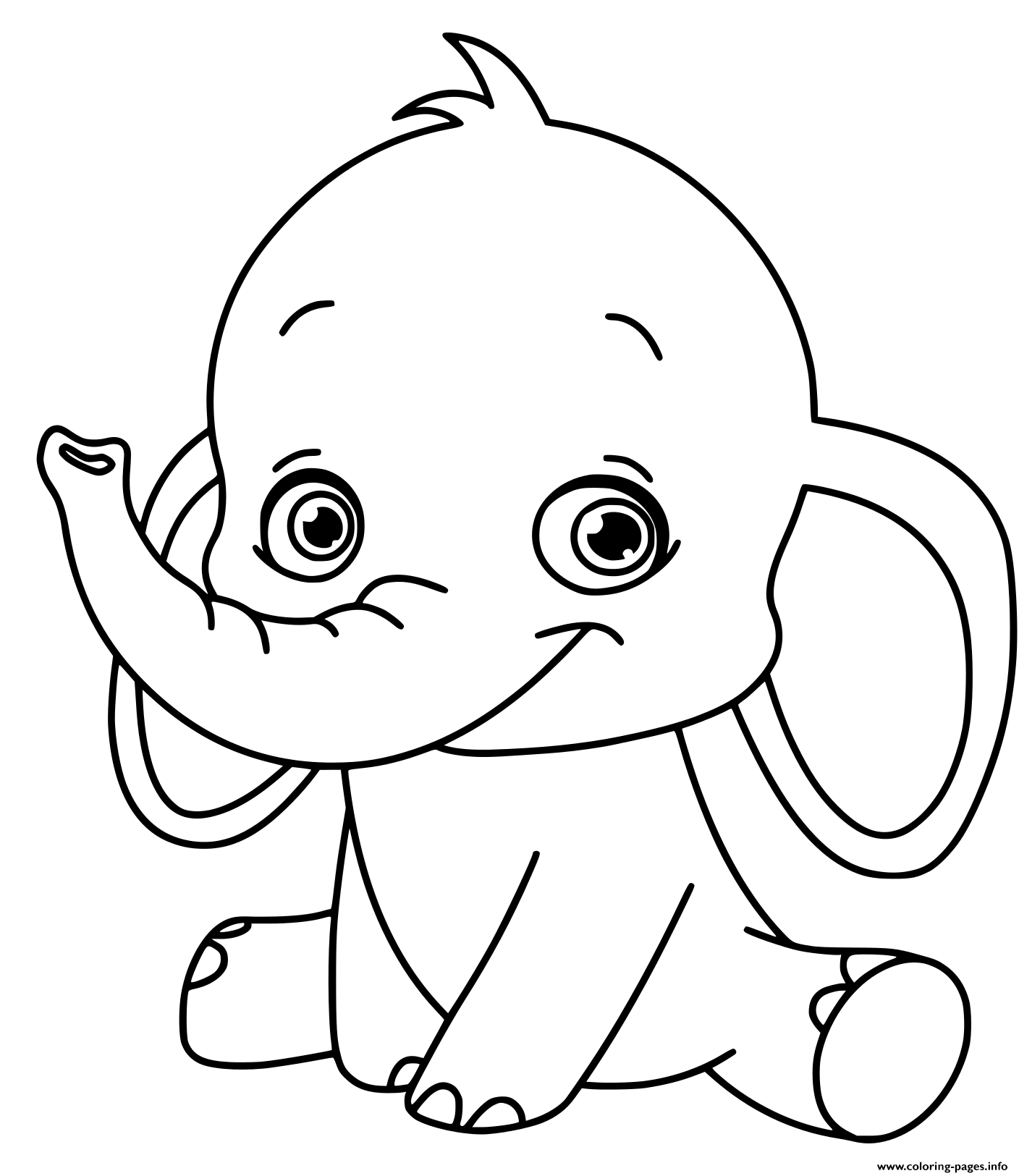 elephant images for colouring baby elephant kids coloring pages printable colouring elephant for images