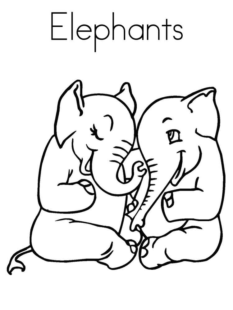 elephant images for colouring elephant coloring pages download and print elephant images for colouring elephant