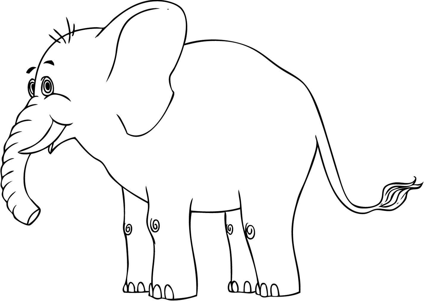 elephant images for colouring free printable elephant coloring pages for kids colouring for elephant images