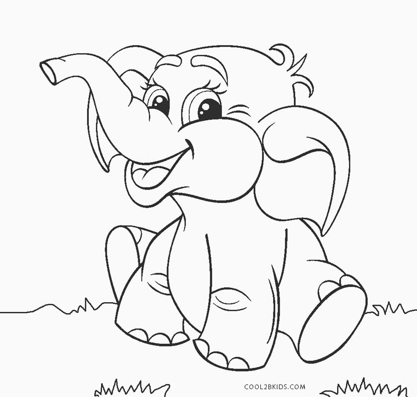 elephant picture for coloring 32 kids coloring pages baby print color craft coloring picture elephant for