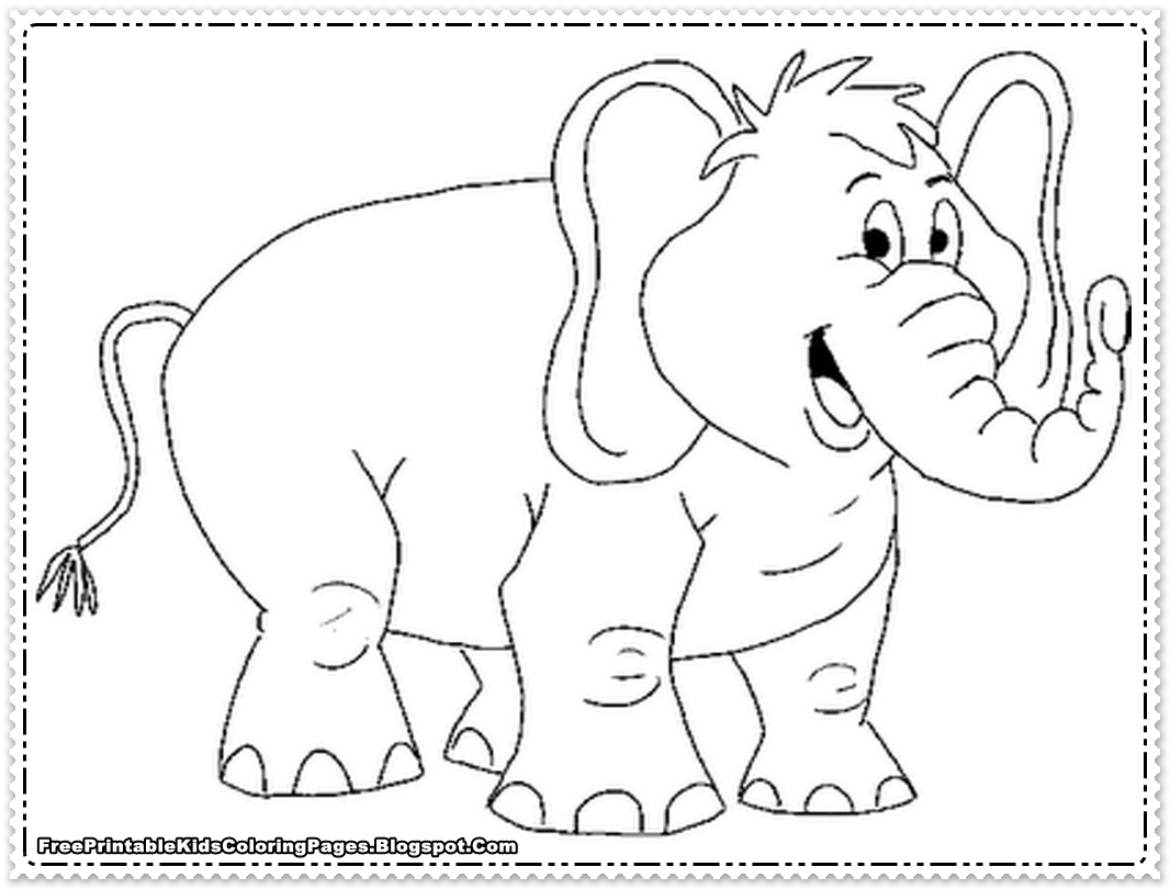 elephant picture for coloring circus elephant coloring pages ideas to kids coloring elephant for picture
