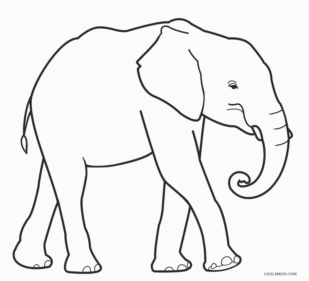 elephant picture for coloring elephant coloring pages printable free printable kids picture coloring elephant for 1 1
