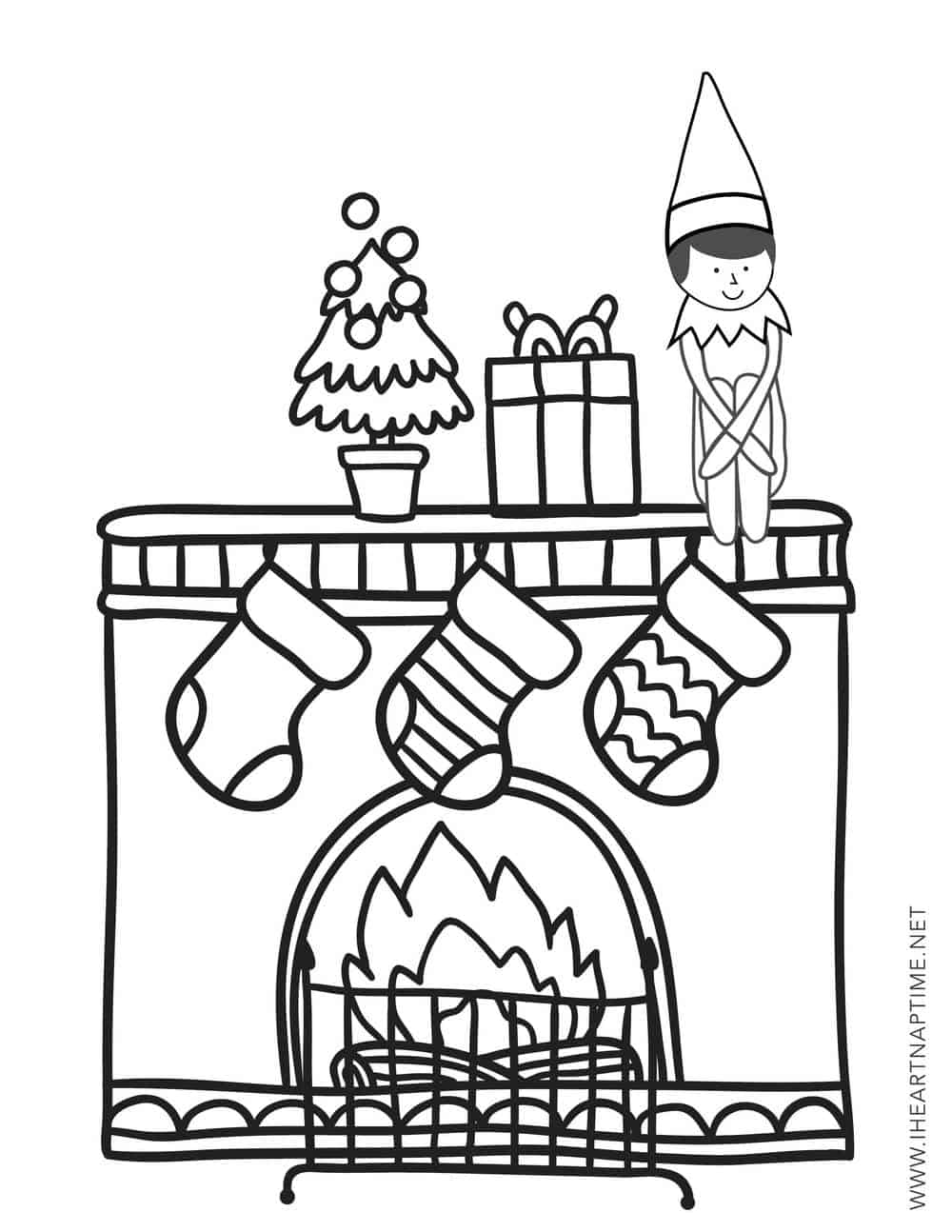 elf coloring sheet free printable elf on the shelf coloring pages tulamama coloring elf sheet