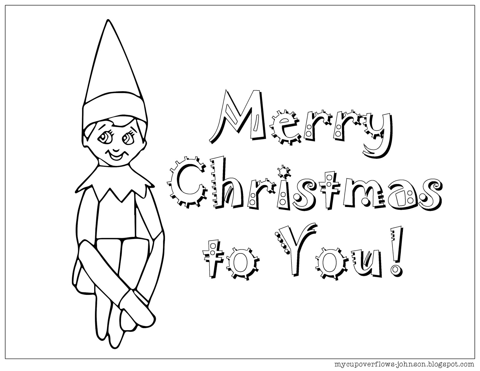 elf on the shelf coloring book elf on the shelf printable coloring pages coloring home on coloring elf book the shelf