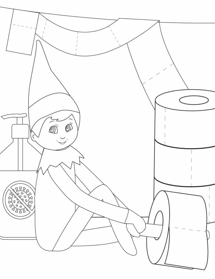 elf on the shelf coloring book free elf on the shelf coloring pages printable coloring coloring on the book elf shelf
