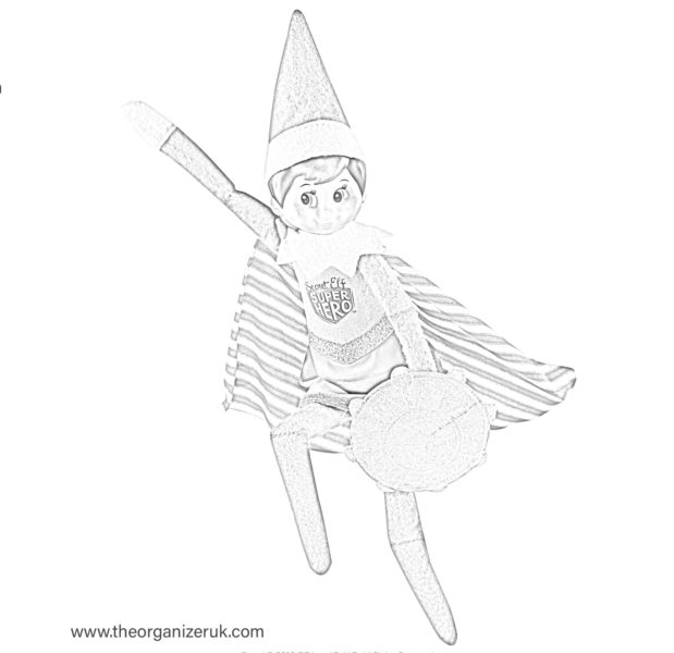 elf on the shelf coloring book free printable elf coloring pages for kids elf coloring the shelf on book