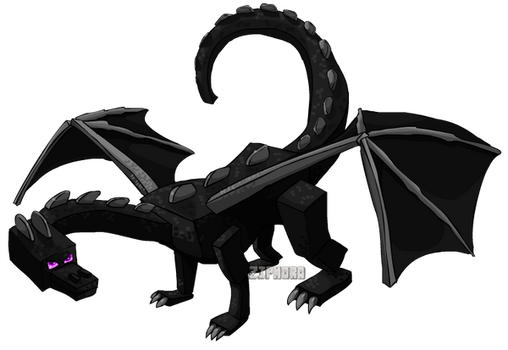 ender dragon drawing how to draw ender dragon from minecraft ender dragon dragon drawing ender