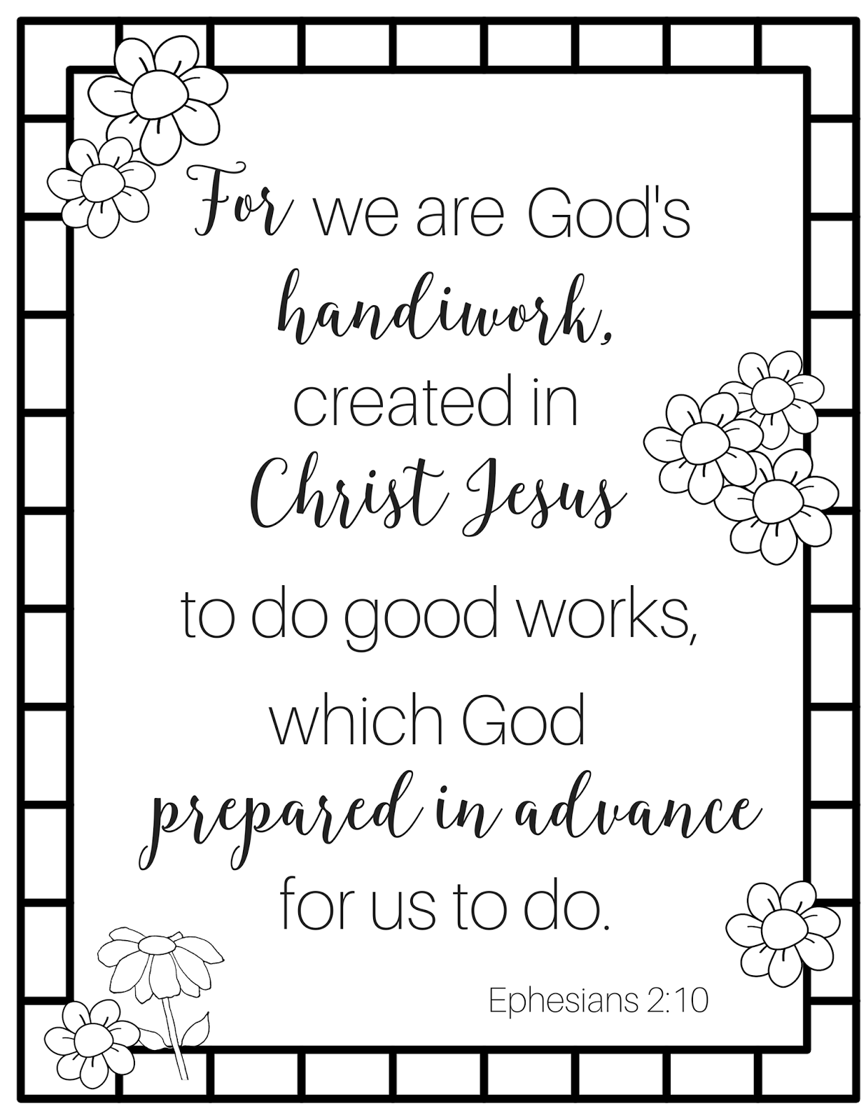 ephesians 2 8 coloring page god39s kingdom of grace ephesians 21 10 with maze ephesians page 8 coloring 2