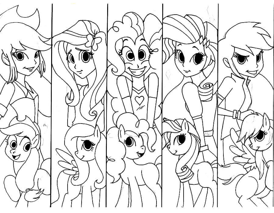 equestria girls mlp coloring page equestria girl coloring pages to print at getdrawings page equestria mlp coloring girls