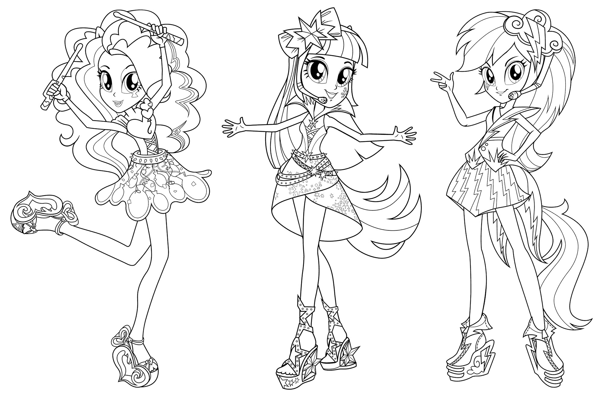equestria girls mlp coloring page equestria girls coloring pages best coloring pages for kids mlp page equestria girls coloring