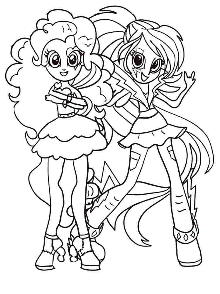 equestria girls mlp coloring page equestria girls coloring pages download and print coloring equestria page girls mlp