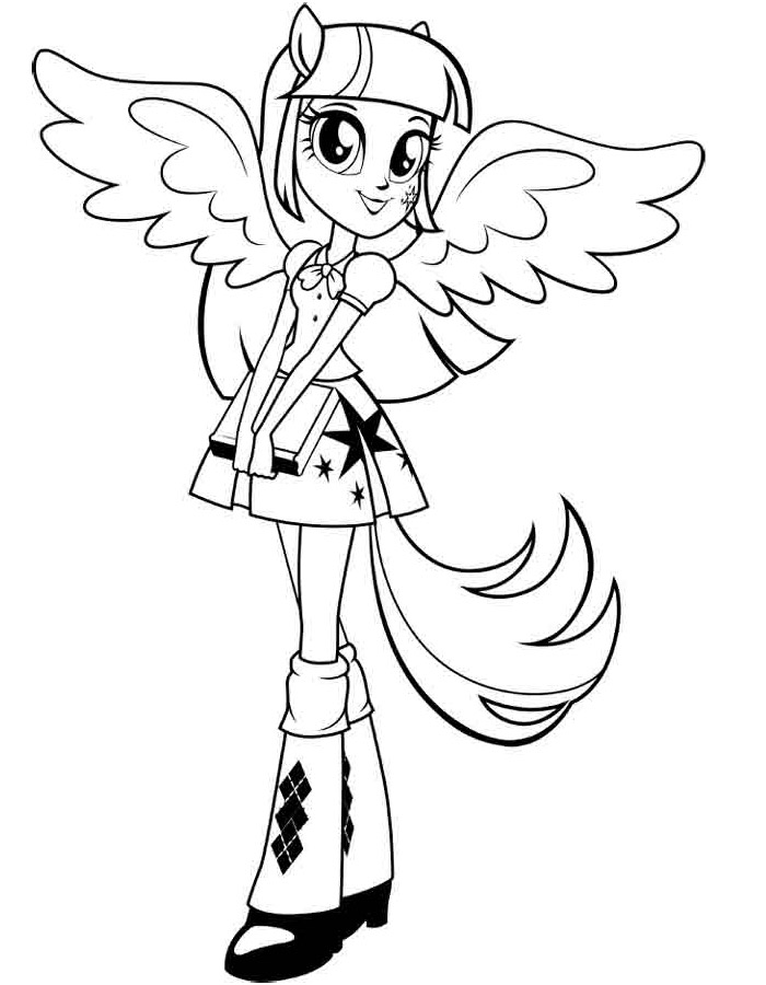 equestria girls mlp coloring page equestria girls coloring pages download and print girls mlp equestria coloring page