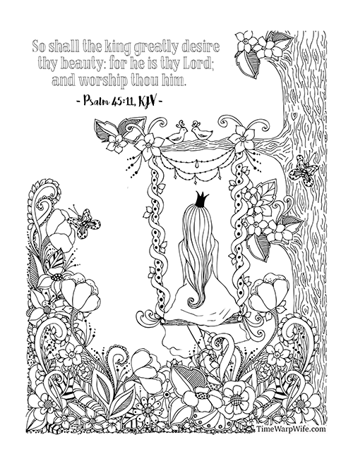 esther bible coloring pages esther becomes a queen coloring page free printable pages bible esther coloring