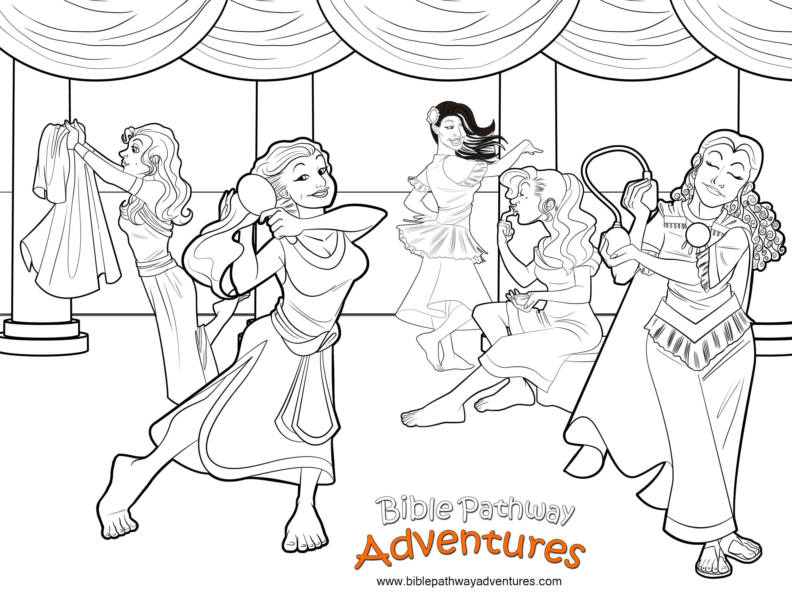 esther bible coloring pages esther bible coloring coloring pages bible esther pages coloring