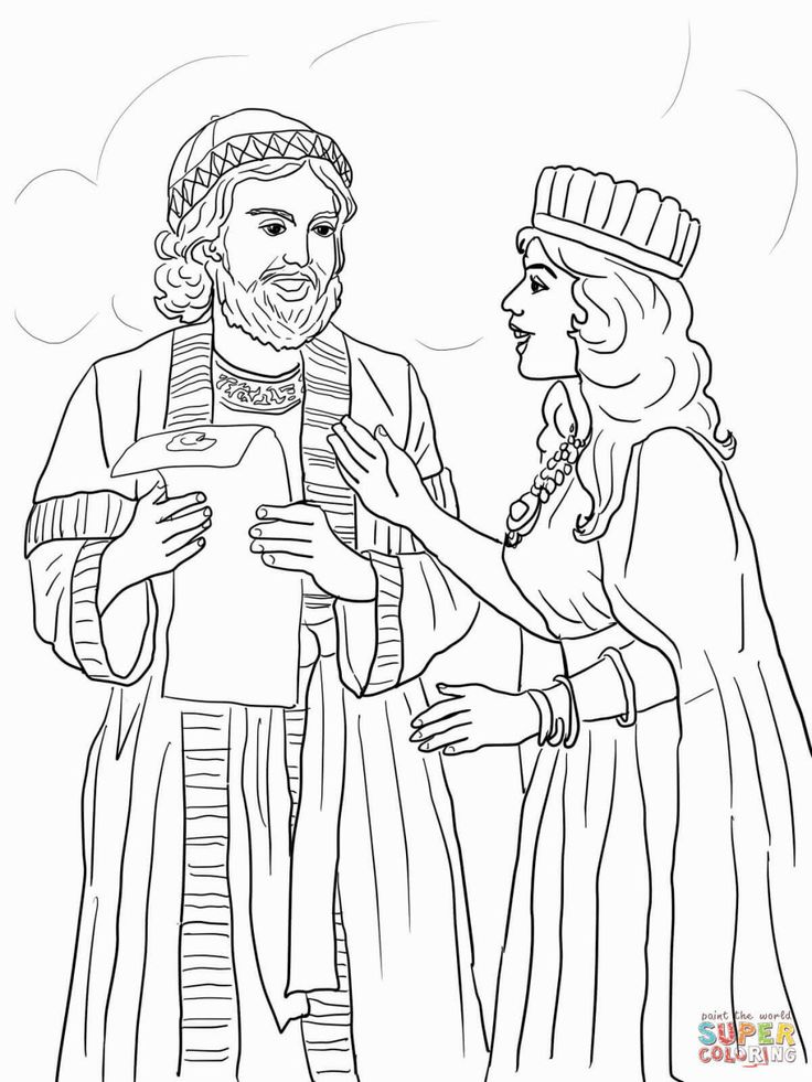 esther bible coloring pages esther coloring page coloring home pages esther coloring bible