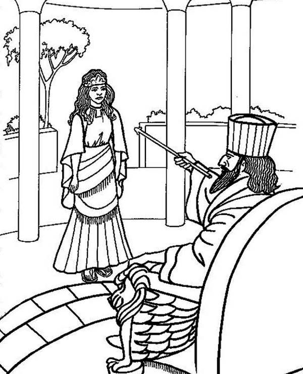 esther bible coloring pages queen esther bible coloring pages with images bible esther pages bible coloring