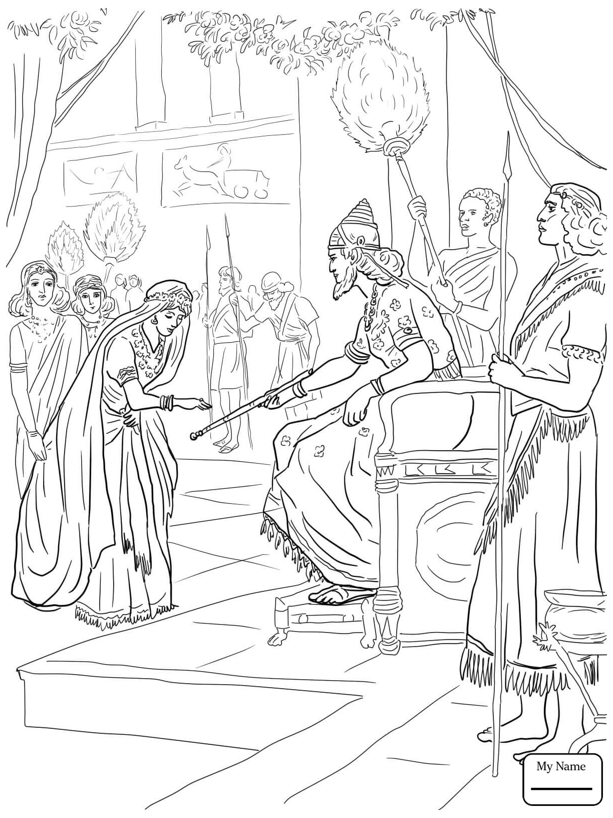 esther bible coloring pages queen esther coloring pages bible coloring sheets and esther coloring bible pages