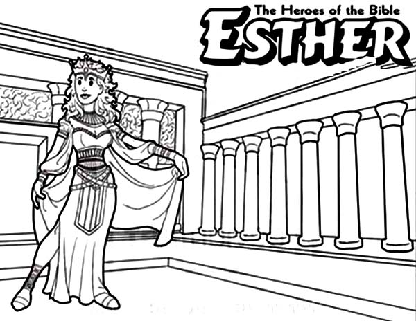 esther bible coloring pages quotstory of estherquot coloring page esther pages coloring bible