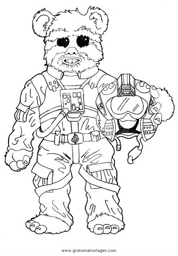 ewok coloring pages ewok coloring pages coloring home ewok pages coloring