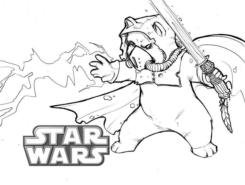 ewok coloring pages ewok star wars coloring page ewok pages coloring