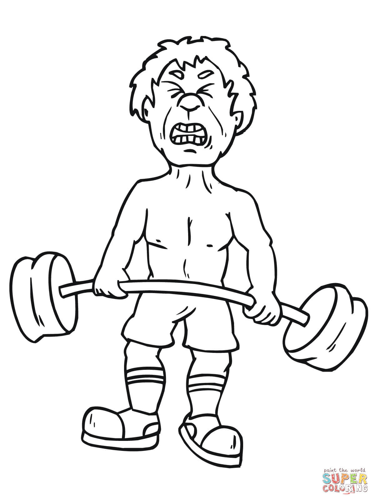 exercise coloring pages fitness coloring pages coloring pages to download and print exercise coloring pages