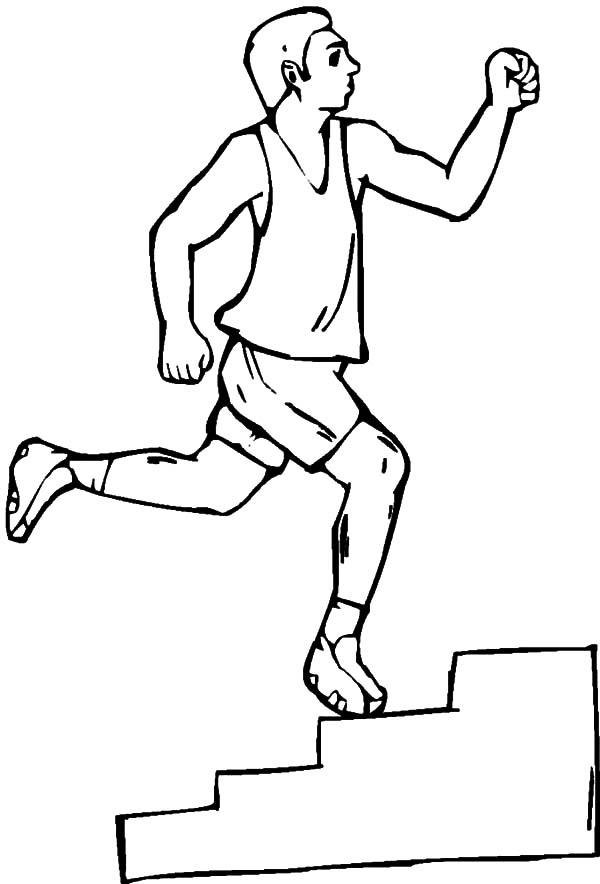 exercise coloring pages physical exercise coloring pages kids play color pages coloring exercise